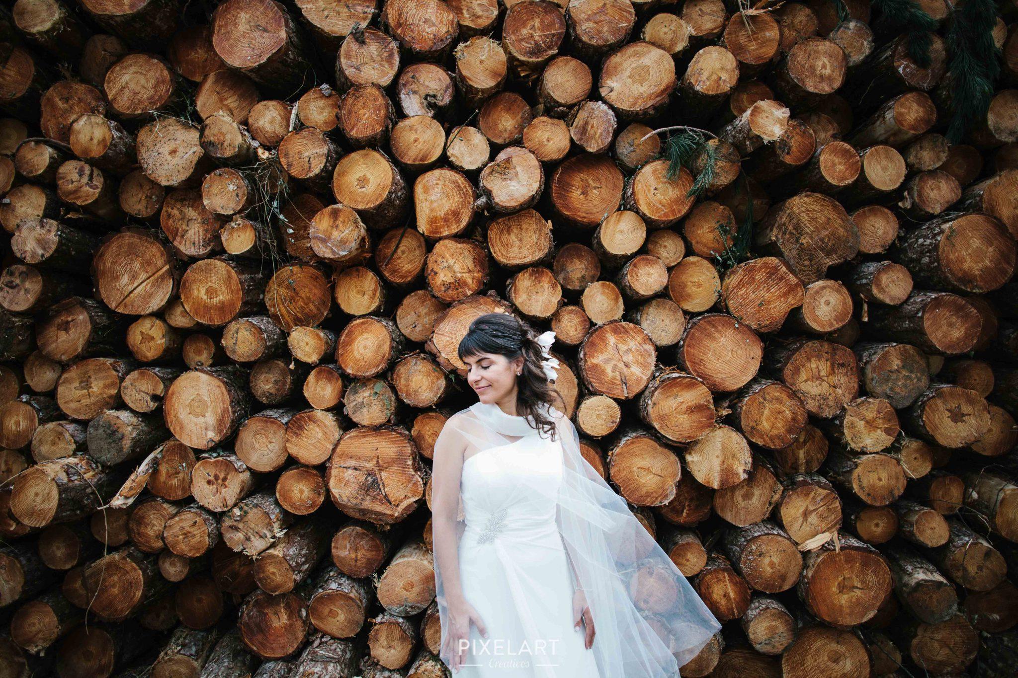 Iñaki & Nuria boda hotel NH El Toro