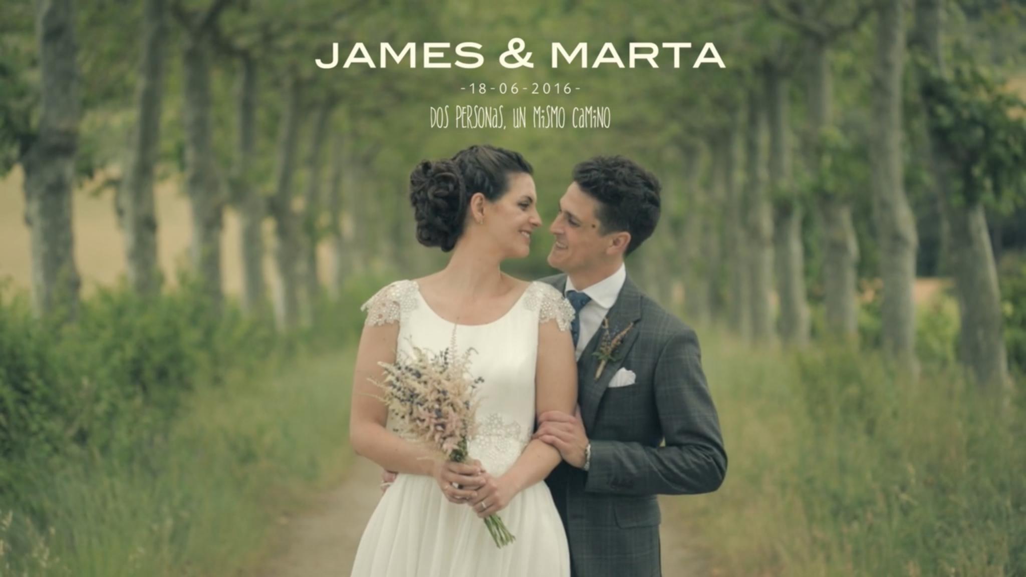 James & Marta