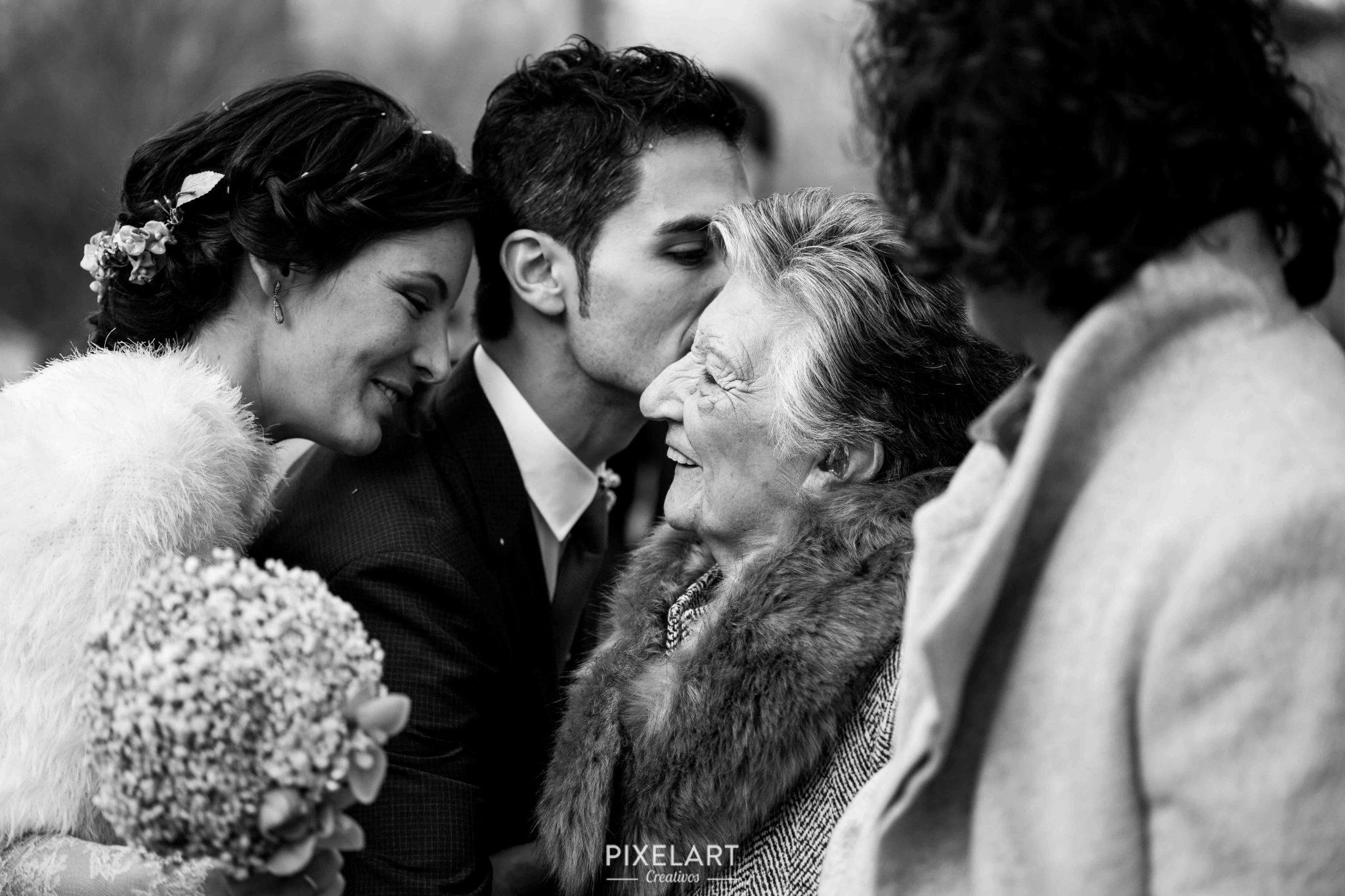 fotografía narrativa de boda