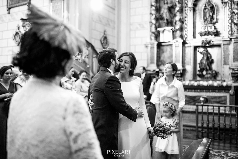 Fotografía emocional boda